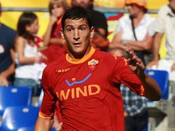 En Europa Burdisso ha militado en la Roma de Italia y el Galatasaray de Turquía. (Foto: Getty)