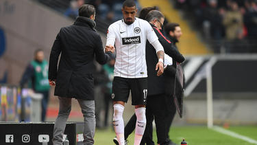 Auch Kevin-Prince Boateng kehrte Eintracht Frankfurt den Rücken