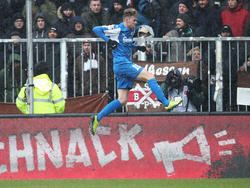 Kickt Marvin Ducksch bald in der Bundesliga?