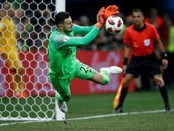 Danijel Subasic parierte drei Elfmeter im WM-Achtelfinale gegen Dänemark