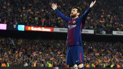 Lionel Messi ist dem FC Barcelona bislang stets treu geblieben