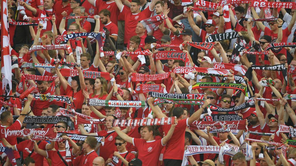 Die Fans von RB Leipzig müssen nach Schweden reisen