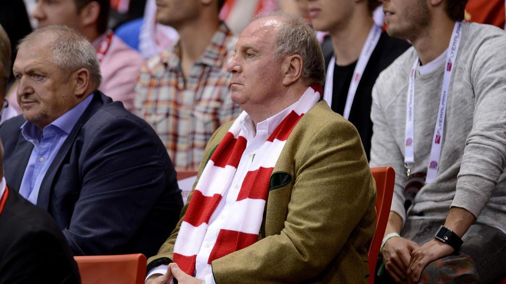 Uli Hoeneß will die A-Lizenz für den FC Bayern