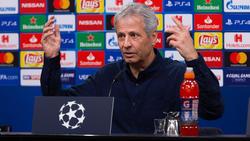Will nach dem Spiel gegen Monaco Grund zur Freude haben: BVB-Coach Lucien Favre