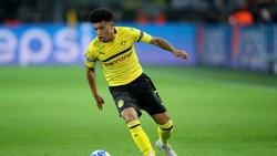 Jadon Sancho verlängert jüngst seinen Vertrag beim BVB bis 2022