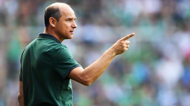 Viktor Skripnik hat den lettischen Fußball-Pokal gewonnen