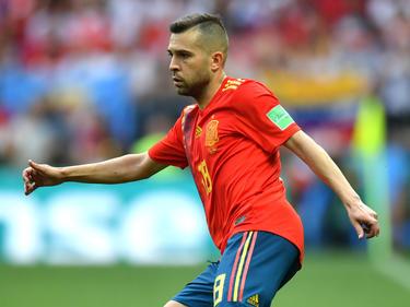 Jordi Alba vuelve a defender la camiseta de su país. (Foto: Getty)