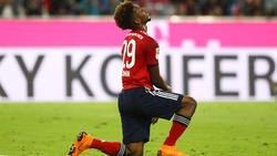 Kingsley Coman spielt seit 2017 beim FC Bayern