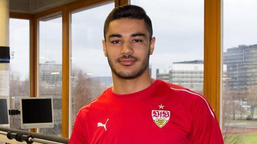 Ozan Kabak soll dem VfB direkt helfen (Bildquelle: Instagram)
