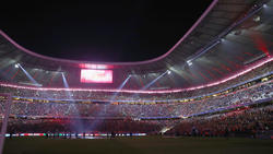 Die Allianz Arena bewirbt sich um gleich zwei CL-Finals
