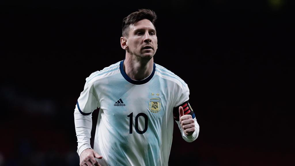 Lionel Messi soll Argentinien zum Titel führen