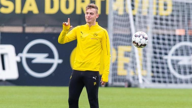 Trifft mit Dänemark bei der U21-EM auf Deutschland: BVB-Profi Jacob Bruun Larsen