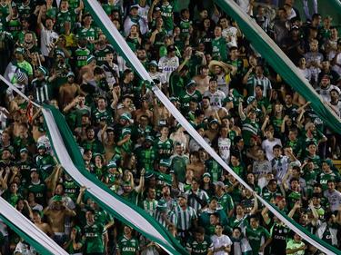Chapecoense empfängt in der Recopa Sudamericana Atlético Nacional