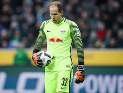 Péter Gulácsi hatte gegen Darmstadt wegen einer Grippe gefehlt