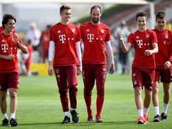 Tom Starke kümmert sich künftig um die jungen Wilden des FC Bayern