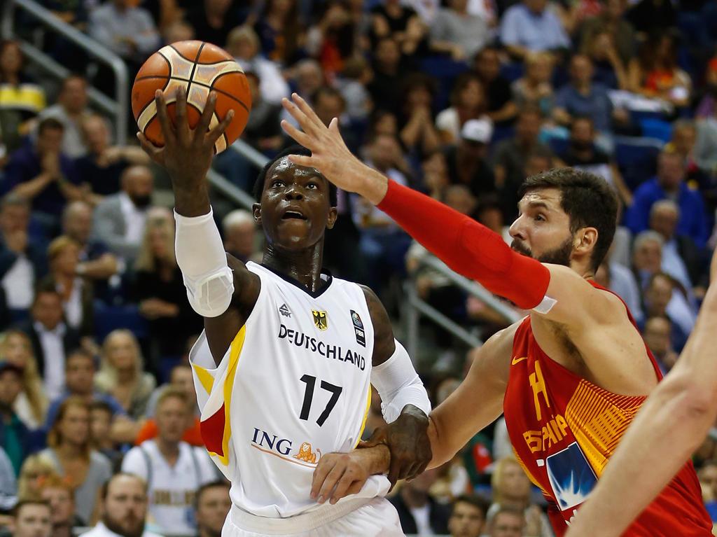 Em Basketball 2021 Berlin