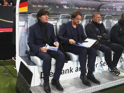 Joachim Löw und das DFB-Team treffen auch Frankreich und die Niederlande