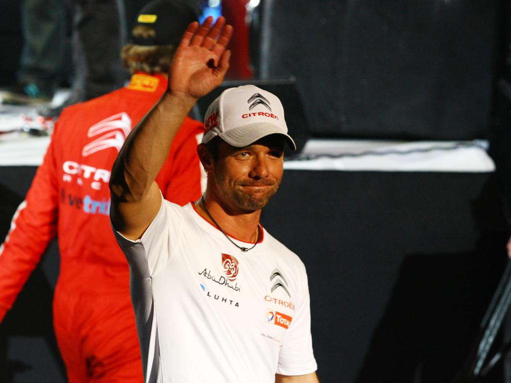 Loeb freut sich auf die drei Rennen bei der WRC