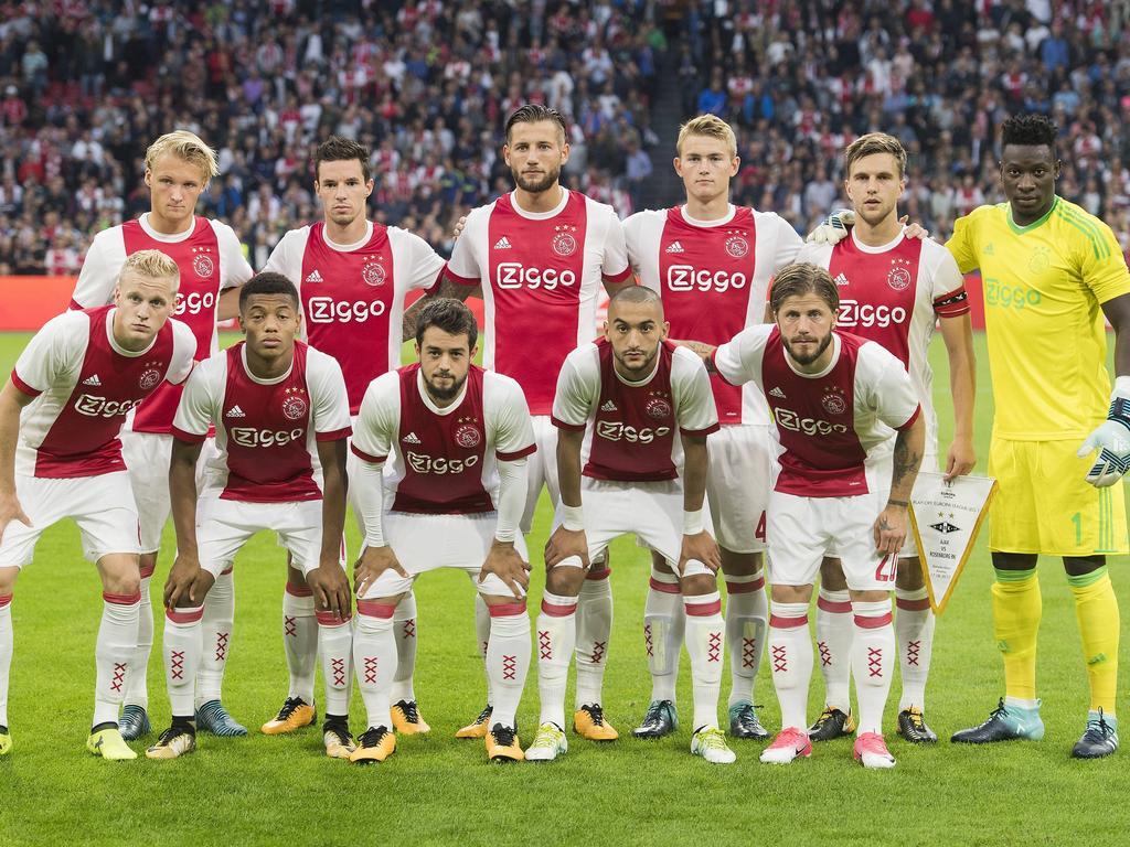 Eredivisie Nieuws Ajax Hoogste Percentage Balbezit Psv Stuk Lager