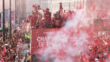 Der FC Liverpool gewann die Champions League
