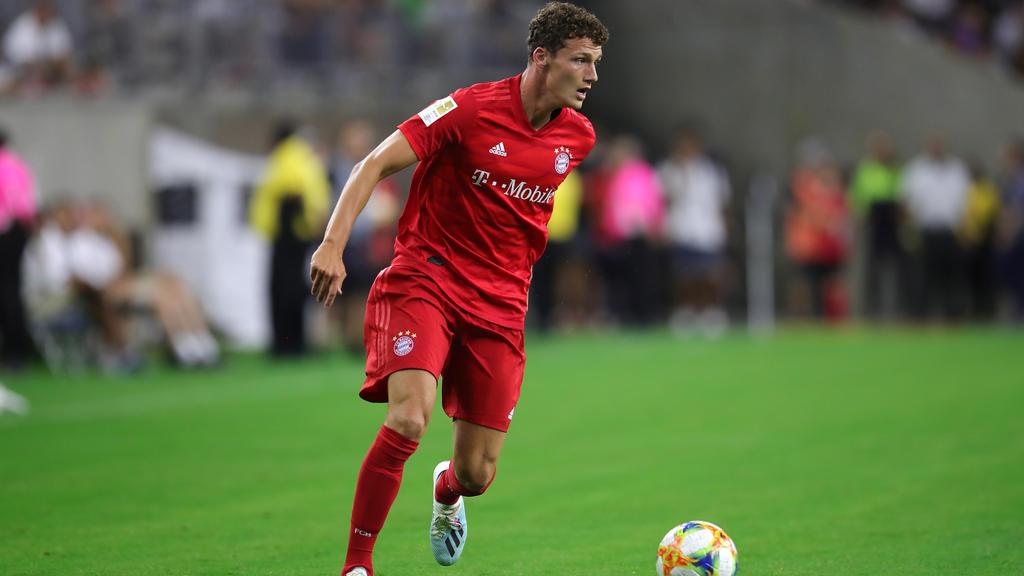 Benjamin Pavard wechselte vom VfB Stuttgart zum Deutschen Meister