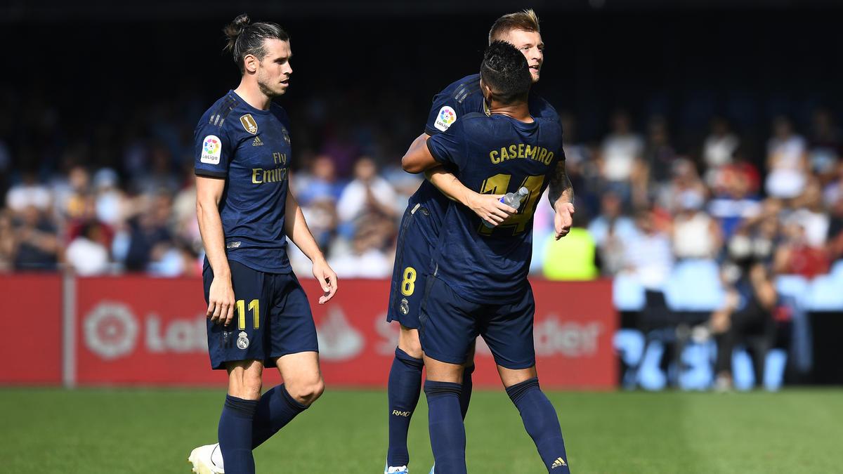 Toni Kroos schoss ein Traumtor, Bale überzeugte auf ganzer Linie