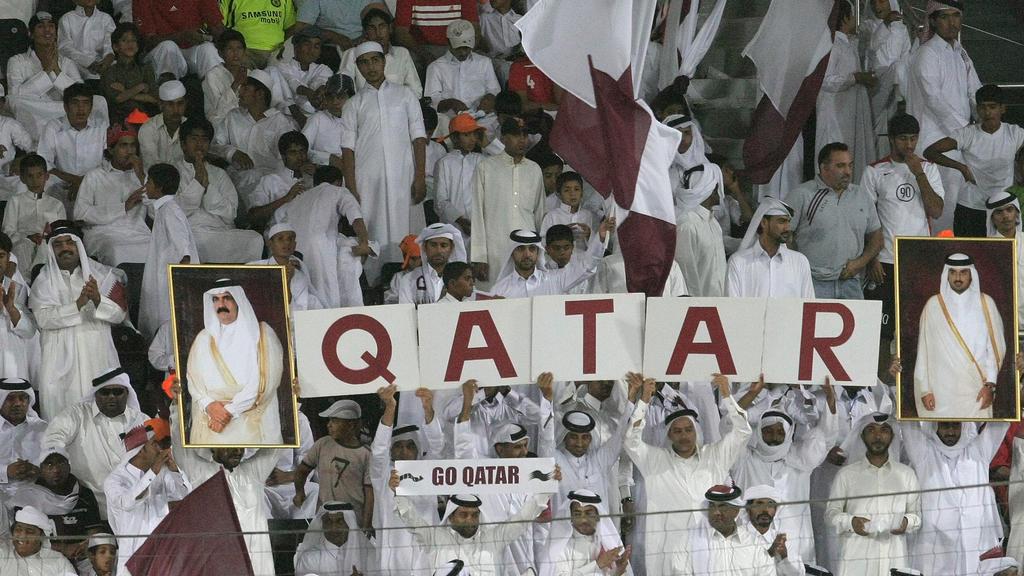 In Katar gab es Chaos vor den Stadiontoren