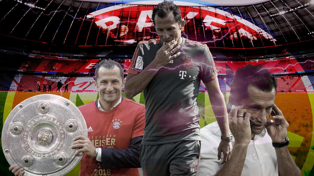 Hasan Salihamidzic hatte bisher eine schwere Zeit beim FC Bayern