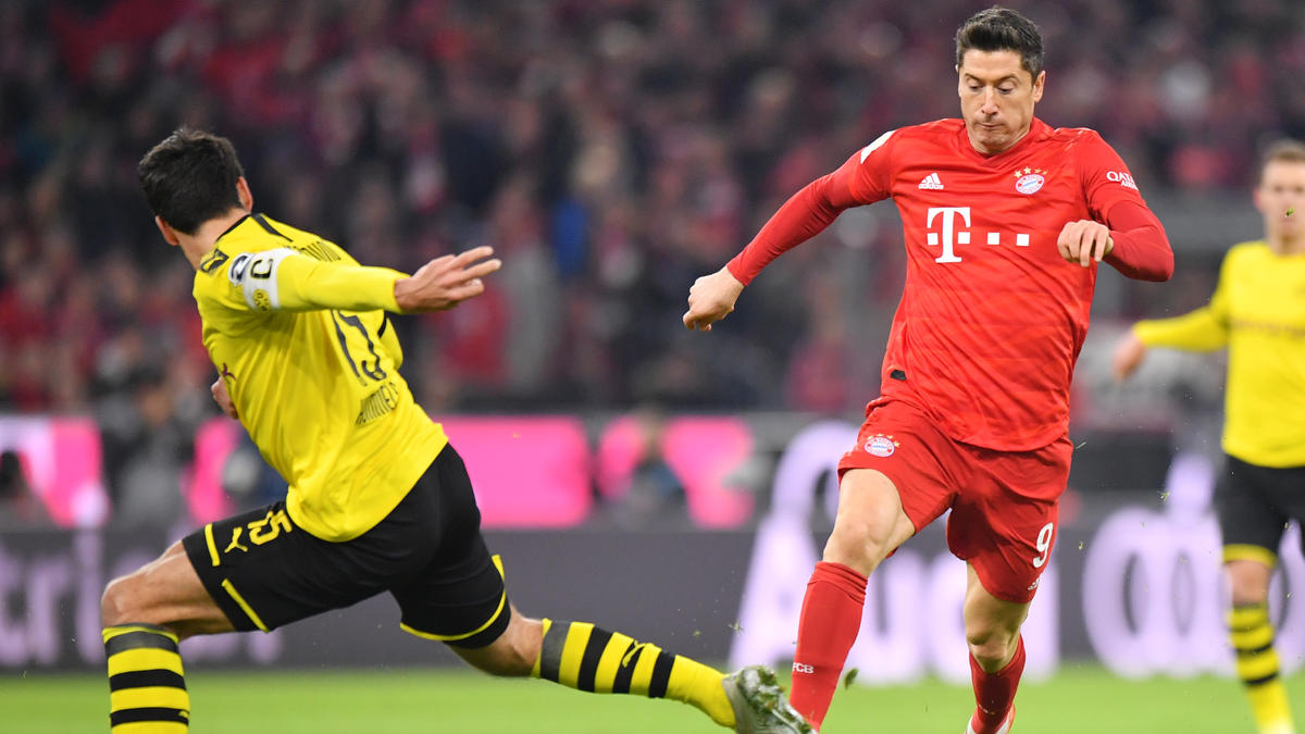Robert Lewandowski stellt Rekord von Gerd Müller ein