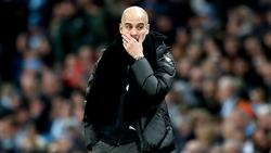 Pep Guardiola glaubt nicht mehr, den FC Liverpool einholen zu können