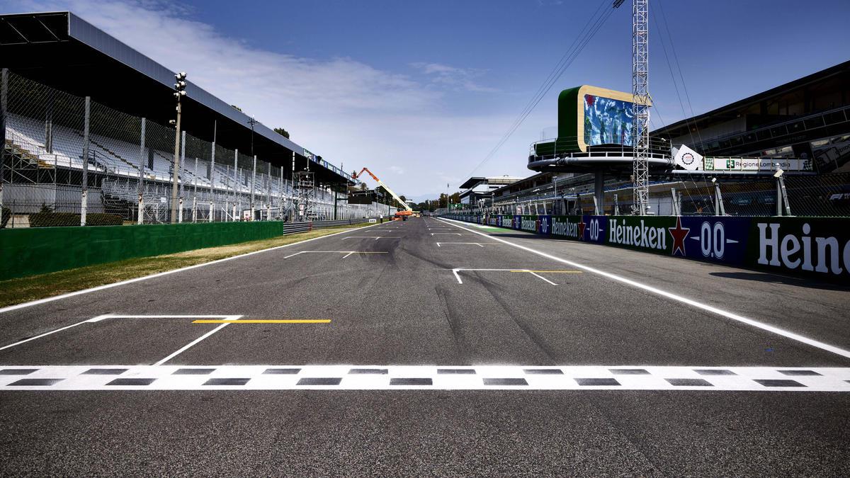 In Monza kamen insgesamt nur rund 46.000 zahlende Zuschauer an die Strecke