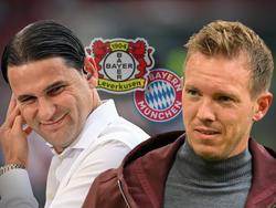 Seoane und Nagelsmann bereit für das Topspiel