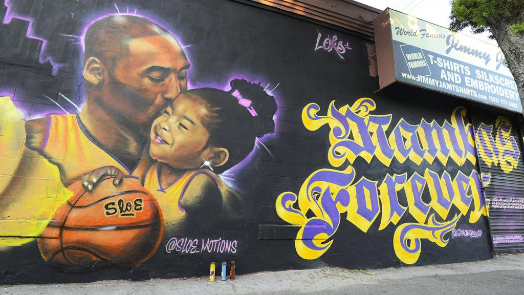 Kobe Bryant und seine Tochter sind offenbar bereits beerdigt