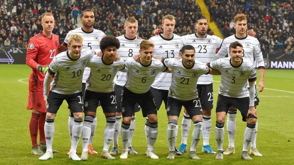 Fußball Deutschland Vs Italien