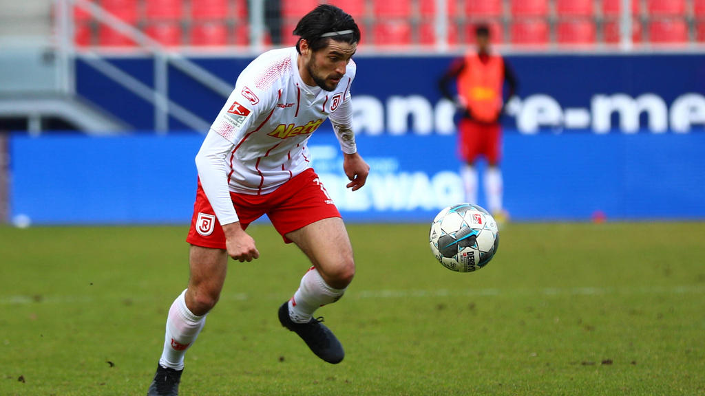 Oliver Hein beendet seine Karriere bei Jahn Regensburg