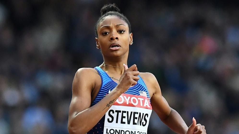 AIU suspendiert US-Sprinterin Deajah Stevens vorläufig