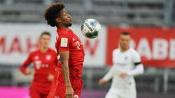 Kingsley Coman würde einen Sané-Wechsel zum FC Bayern begrüßen