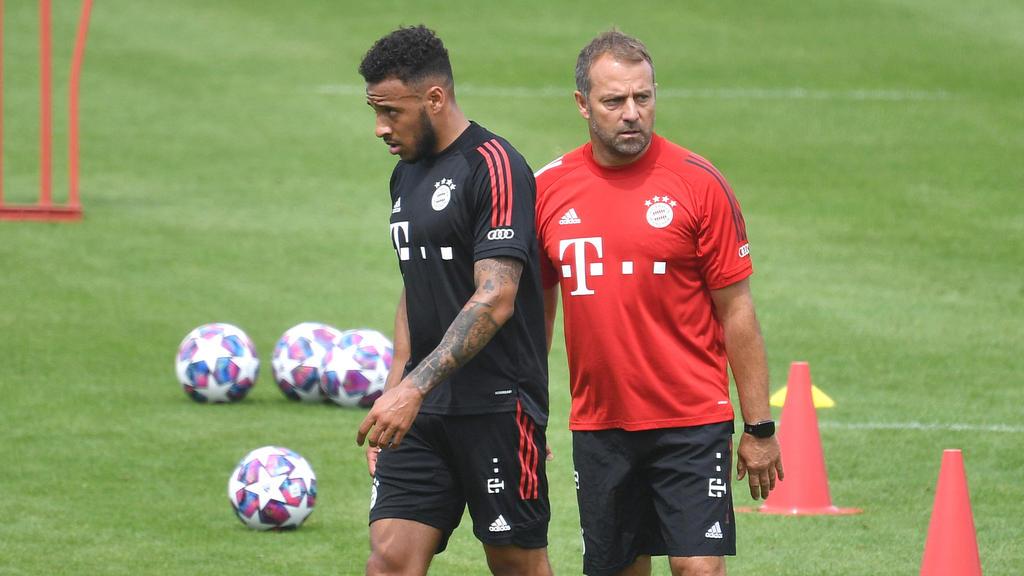 Tolisso könnte den FC Bayern in Kürze verlassen