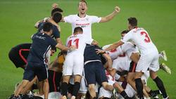 Der FC Sevilla hat einmal mehr die Europa League gewonnen