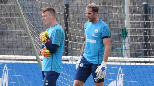 Fährmann (r.) ist Schalkes alte neue Nummer eins
