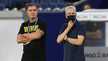 BVB-Sportdirektor Michael Zorc widerspricht Coach Lucien Favre