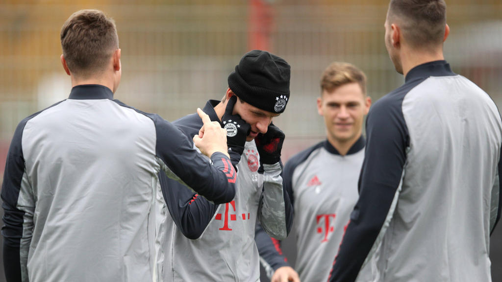 Aktueller Bayern Kader