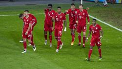 Der FC Bayern setzte sich mit dem Sieg in Leverkusen wieder an die Tabellenspitze