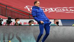 Thomas Tuchel und der FC Chelsea stehen im Pokalfinale
