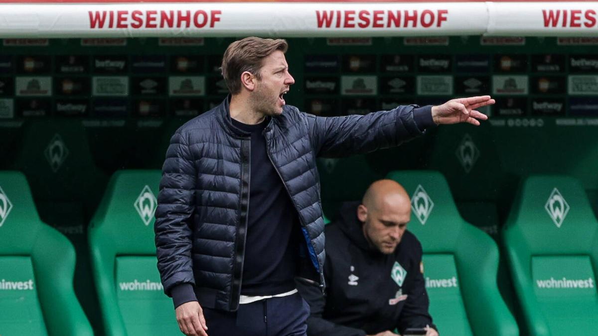 Kohfeldt soll Werder Bremen in der Bundesliga halten