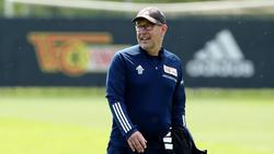 Urs Fischer will mit Union Berlin in die Conference League
