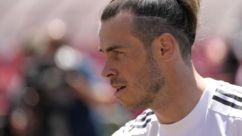 Freut sich bei dem Spiel gegen die Türkei auf ein großes Publikum: Der Waliser Gareth Bale