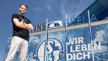 Der FC Schalke 04 hat Thomas Ouwejan von AZ Alkmaar ausgeliehen