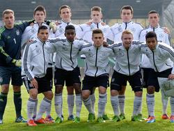 Deutschlands U17 trifft in der EM Quali auf Serbien, Georgien und Irland