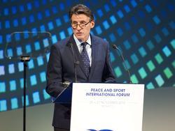 Sebastian Coe - IAAF